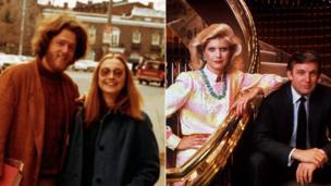 Clinton ninkeeda Bill waxay kula kulantay jaamacadda yale, Trump iyo Ivanaa- xaaskiisii ugu horreysay oo seddax caruur ah u dhashay- mar ay ku sugnaayeen New York 1977-kii