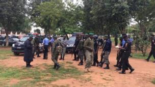 Zanga-zangar Buhari