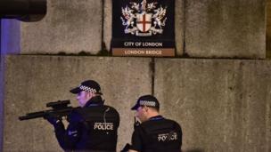 Silahlı polisler