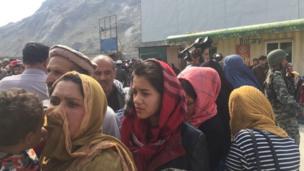 پاک افغان بارڈر