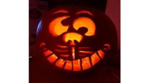 Rebecca's pumpkin