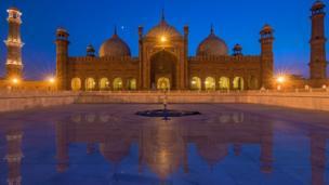 باشاهي مسجد، لاهور