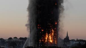 لندن آگ
