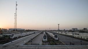 محطة قطارات بغداد
