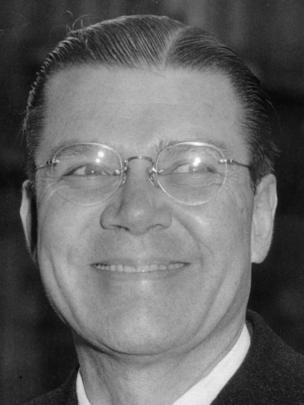 Robert McNamara, former Secretary of Defense of the United States