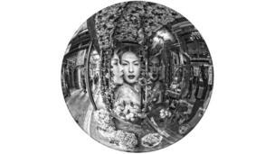 图辑,中国,摄影,艺术,鱼眼,上海,文化