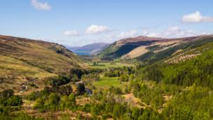 Glen of Inverbroom