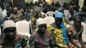 'Yan matan Chibok