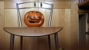 Ciara's pumpkin