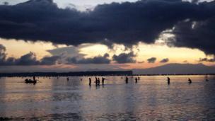 Festival de Bau Nyal, Indonesia