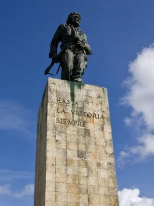 Monumento al Che Guevara
