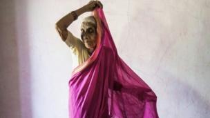 ভারতের মহারাষ্ট্রের অনসূয়া দেশমুখ