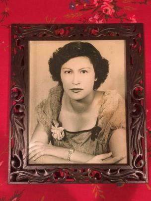 Retrato de Francisca Carmona Garcia