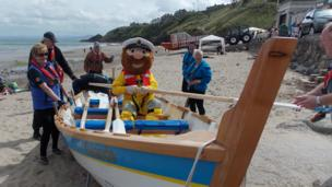 Kinghorn coastal rowing club