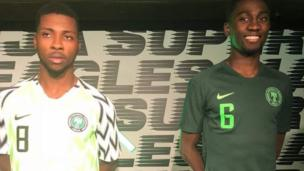 Super Eagles New Jersey