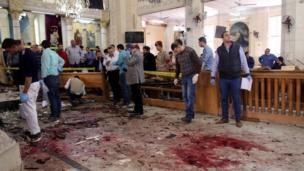 الأمن المصري يجري تحقيقات