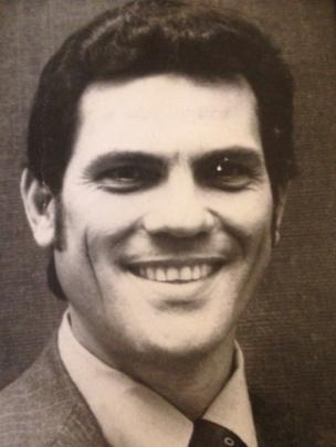Theodore em foto de 1978