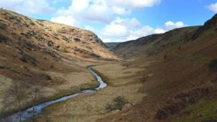 Abergwesyn Pass, Powys