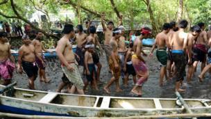 ชาวเกาะบาหลี