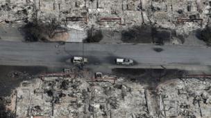 El gobernador de California, Jerry Brown, declaró también el estado de emergencia para la zona.