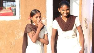 Amisha and Asha