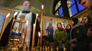 Doa di Rusia