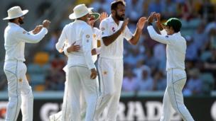 پاکستان، آسٹریلیا کے درمیان پہلا ٹیسٹ میچ