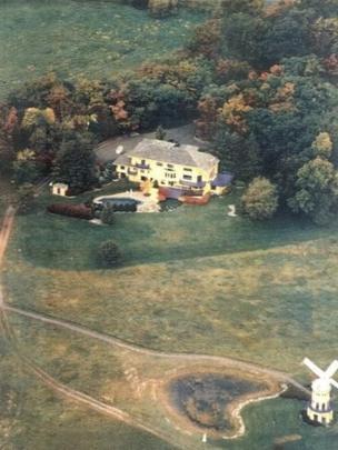 La antigua casa de Prince.