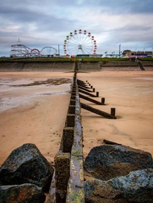 Aberdeen fun beach