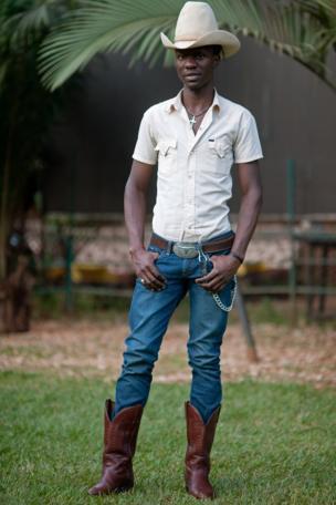Joshua Woods, uzwi nka Kyagulanyi