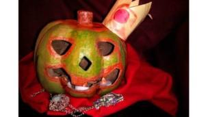 Elijah's pumpkin