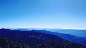 မျှော်မဆုံးတဲ့ ချင်းတောင်တန်းတွေရဲ့ အလှကိုလည်း ခံစားနိုင်မှာပါ။