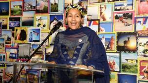 Amina J Mohamed