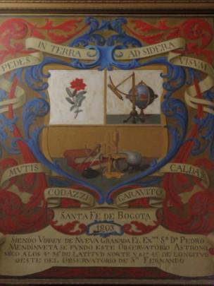 Escudo del observatorio