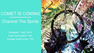 The Comet Is Coming: Channel The Spirits