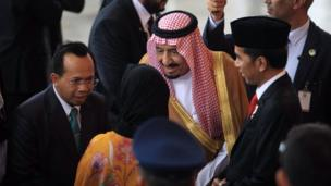 Salman Puan Jokowi