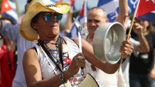 Kübalı kadın