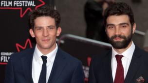 Set on a bleak Yorkshire Farm, the film is a gay love story, following the emotional awakening of traditional working class farmer's son, Johnny Saxby, played by Josh O'Connor, who finds love with Romanian farmhand, Gheorge Lonescu, played by Alec Secareanu.