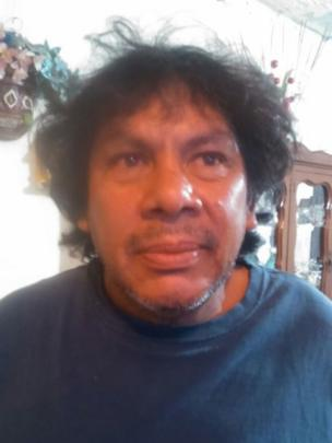 Ricardo Cisneros, taxista.