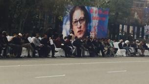 عاصمہ جہانگیر جنازہ عاصمه جهانګیر د مسلک په توګه وکالت کاوه او د پاکستان سترې محکمې د مدافع وکیلانو ټولنې مشري یې هم کړې.