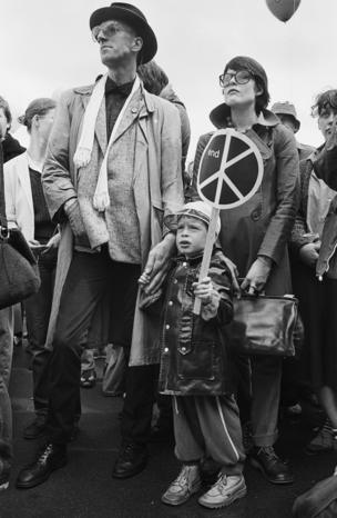 Rally in Hyde Park (1980)