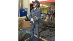 Lenny statue