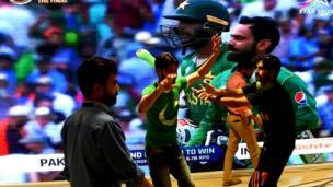 پاکستانی کرکٹ شائیقین