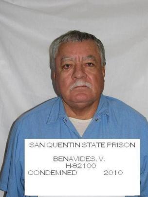 Vicente Benavides (Foto: Departamento de Correccionales de California)