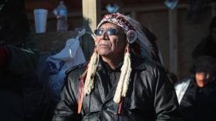 Yerli lideri Şef Arvol