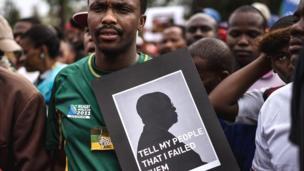 Plusieurs dizaines de milliers de manifestants exigent son départ et l'accusent de corruption.