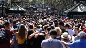 Barcelona, Spanyol.