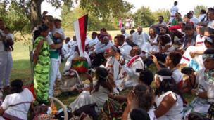 Irreecha 2017 Washingtan Diisii