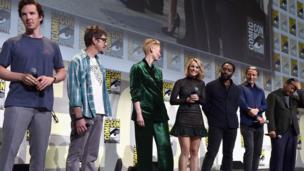 Cast of Doctor Strange