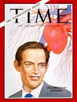 Barnard en la portada de Time